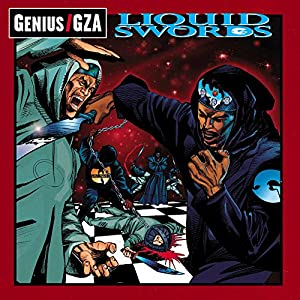 Liquid Swords [2 LP] 5