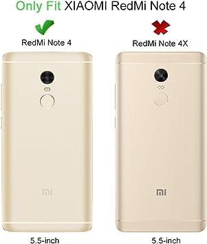 KaiTeLin XiaoMi RedMi Note 4 Funda: Amazon.es: Electrónica