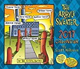 The Argyle Sweater 2017 Day-to-Day Calendar