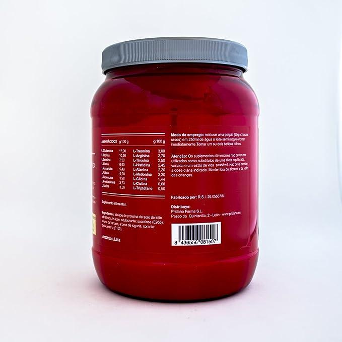 SANON SPORT LICAON Whey Proteínas Sabor Plátano y Yogurt 500 g: Amazon.es: Salud y cuidado personal