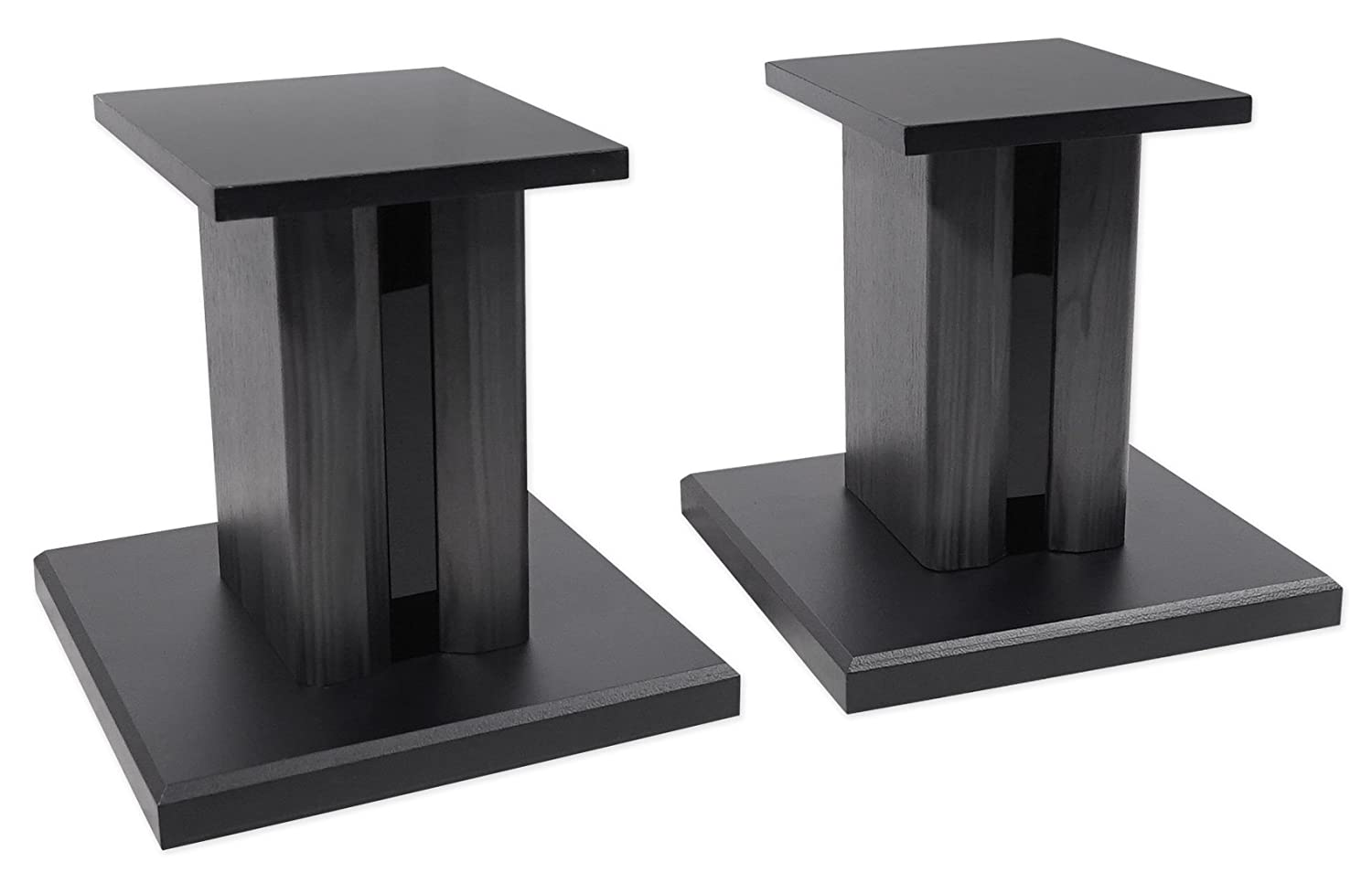 (2) Technical Pro 8 Studio Monitor Bookshelf Computer Multimedia Speaker Stands 614P2BtfgDiL