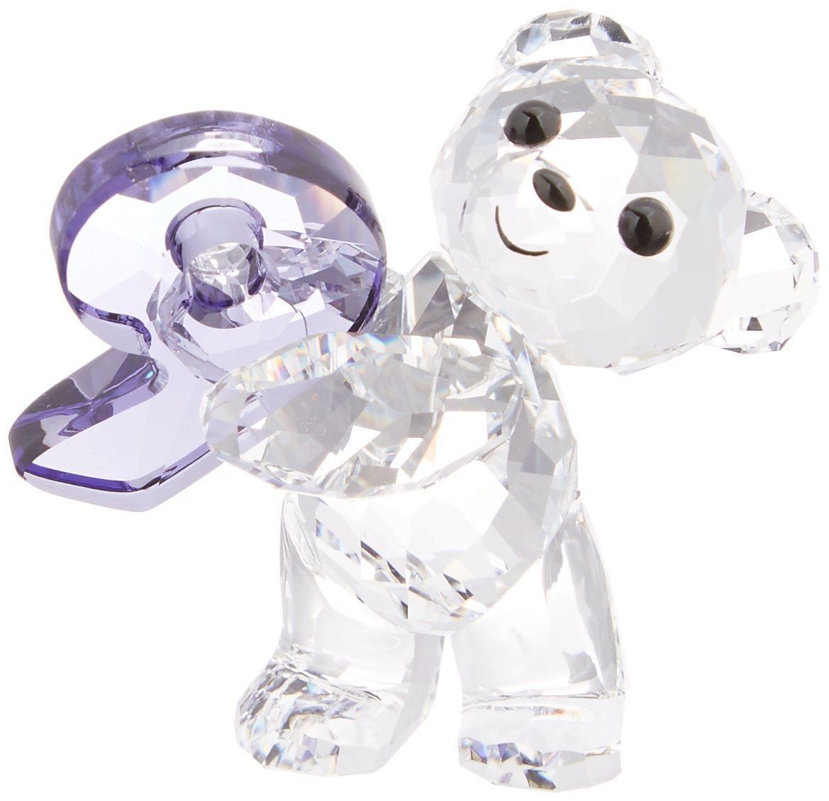 Swarovski Kris Bear Figurine, Number Nine