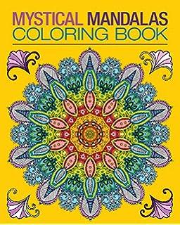 Mystical Mandalas Coloring Book Chartwell Books