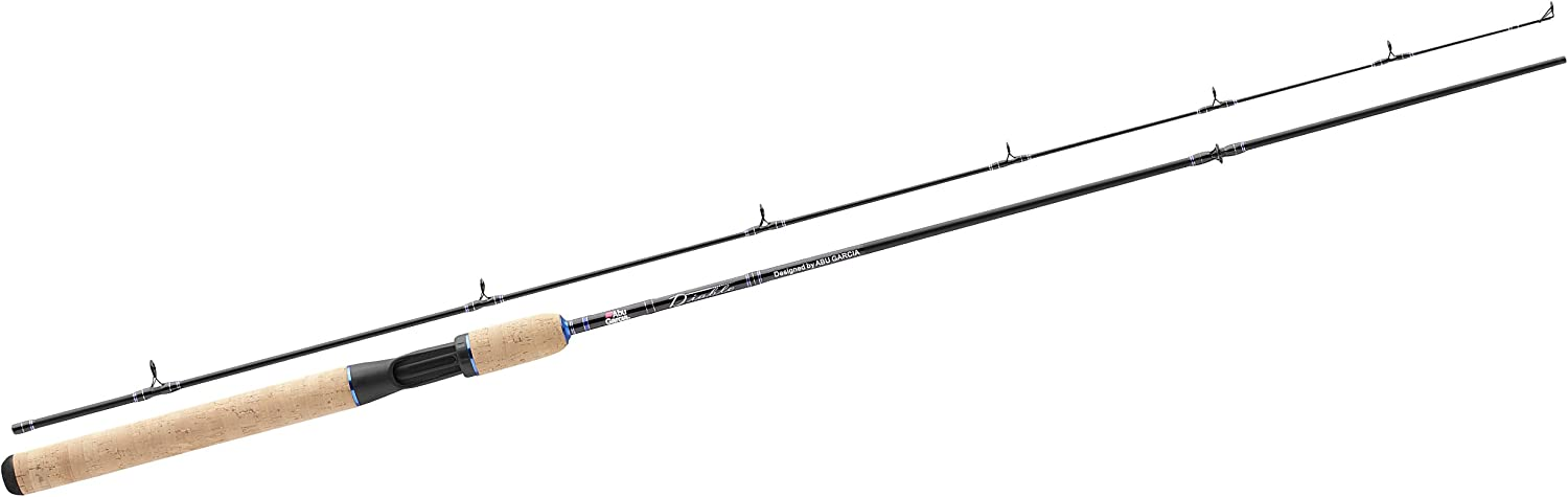 Abu Garcia Devil 702M 40/80 - Caña de spinning Talla:9ft: Amazon ...