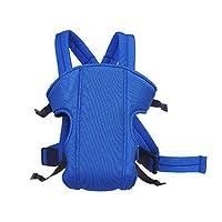 AllRight Breathable Infant Baby Carrier Backpack Ergonomic Adjustable Sling Carrier Navy