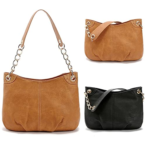 8e97162a8c4e Image Unavailable. Image not available for. Color  Women Large Shoulder Bag  Handbag Cross-body Bags Cheap ...