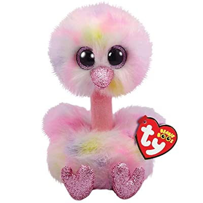 Ty Beanie Boo Avery - Ostrich: Toys & Games