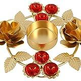 Indian Home Decorations Christmas Diya Lights Candle Holder Floral Arrangements