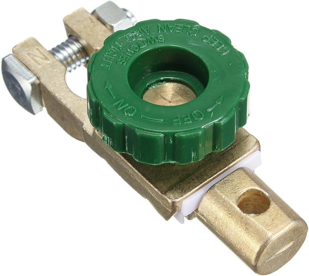 Cocar 15-17mm Diámetro Universal Auto Coche Camión Barcos Batería Terminal Enlace Interruptor Parts Desconecte Coche de Corte Quick