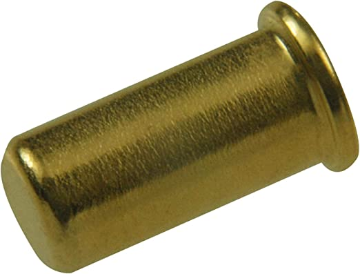 2.77 mm 160-2034-02-01-00 2.37 mm 9.91 mm Turret Solder//Press Mount Terminal Non Insulated 160-2034-02-01-00 Pack of 50 Silver