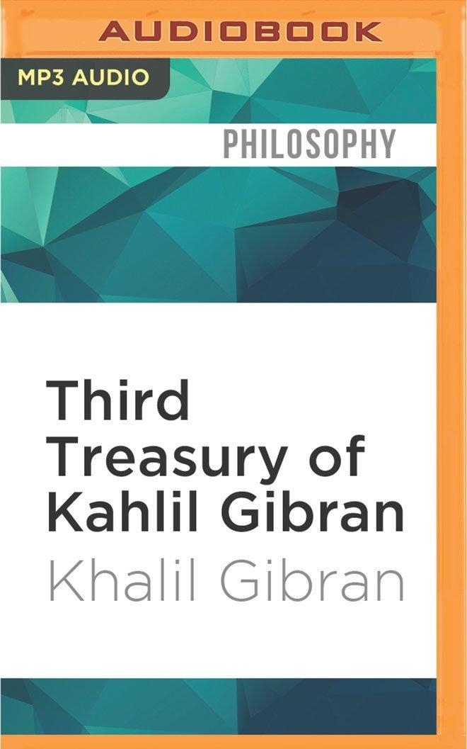 Download Third Treasury of Kahlil Gibran pdf