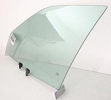 Driver//Left Side Front Door Window Door Glass Replacement for Nissan Altima 4 Door Sedan 1998-1999 Models