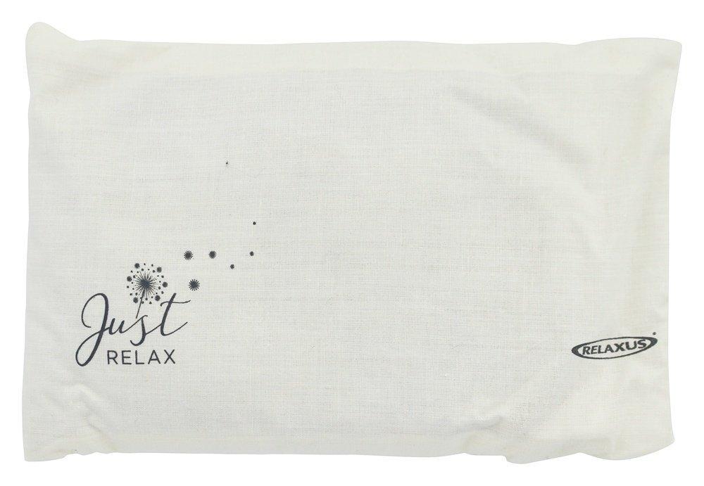 """Relaxus Hot/Cold Himalayan Salt Healing Pad (8"""" x 5"""" 600g)"""