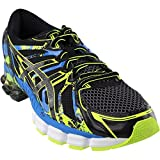 ASICS Men's Gel Sendai 2 Running Shoe, Black/Onyx/Flash Yellow, 8 M US