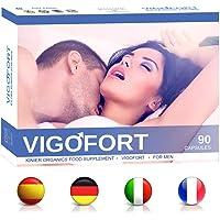 VIGORIZANTE VIGOFORT 90 CAPSULAS | Potencia - Libido