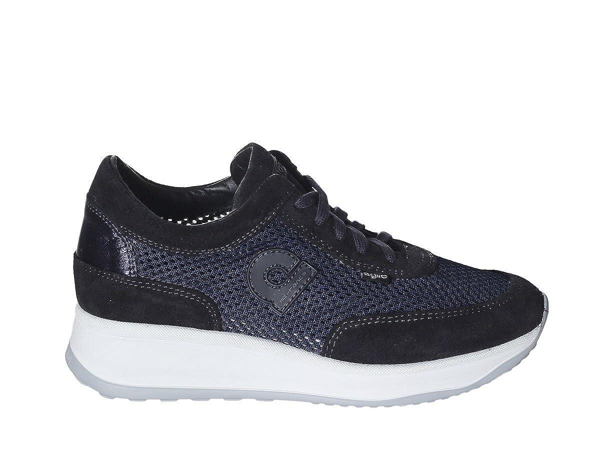 Agile By Rucoline Sneaker 1304 A Chambers Soft Blu 36 EU