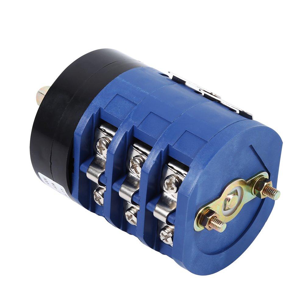 Alomejor Tire Changer Switch, 220V/380V Tire Changer Machine Motor Forward Reverse Switch Turn Table Pedal Tool by Alomejor (Image #4)