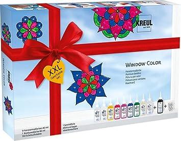 Window Color Glas Design Glitzerwelt