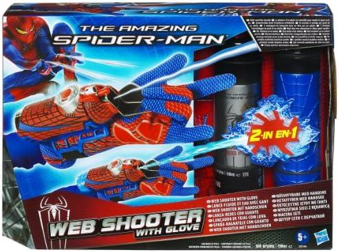 Spider-Man - 397441480 - Figurine Movie - Lance Fluide and Eau