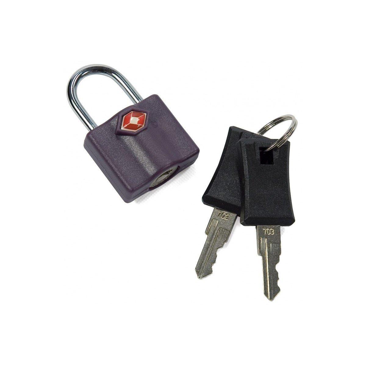 Benzi TSA Padlock Travel Security Lock: Amazon co uk: Luggage