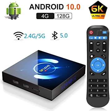 estgosz TV Box Android 7.1 [3GB + 16GB] Amlogic S912 8-Core 64bits Smart TV Box 4 K/H.265/BT 4.1/Dual Band WiFi 2.4 GHz/5.0ghz/LAN 1000 M con Mini teclado sin hilos: Amazon.es: Electrónica