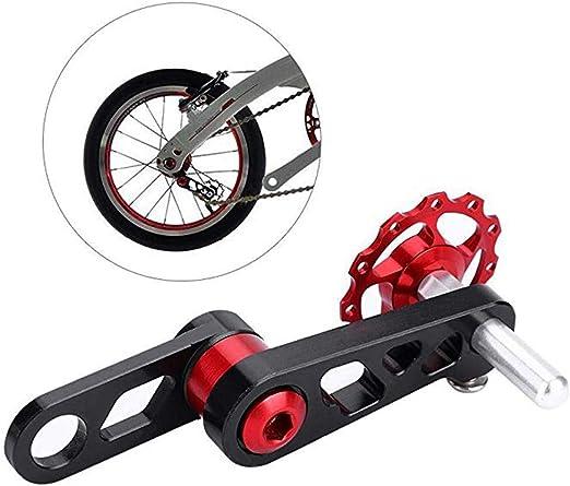 Ajustador de bicicleta de velocidad única: tensor de cadena de ...