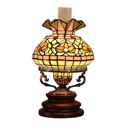 Amazon.com: Makenier clásico Estilo Tiffany vidrieras oil ...