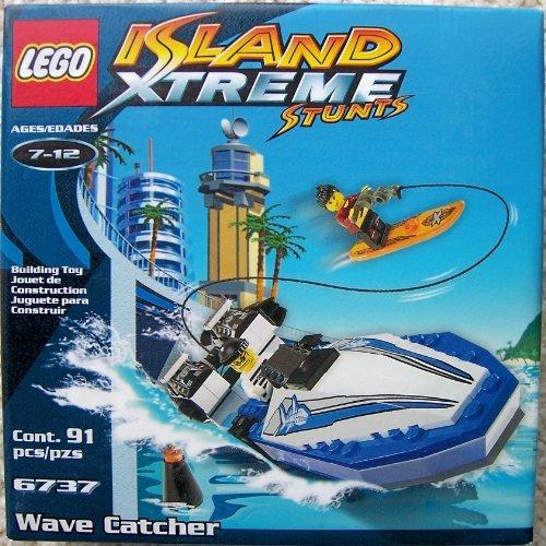 LEGO Island Xtreme Stunts 6737 Wave Catcher/Wake Rider