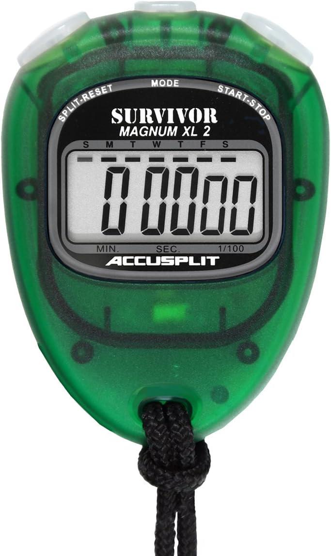 Accusplit New Survivor SX 2 Series Stopwatch