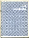 img - for Textile Glossary: Finnish-English, Swedish-English book / textbook / text book