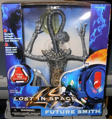 SPACE FUTURE MAGNETIC ATTACK SPIDERS product image