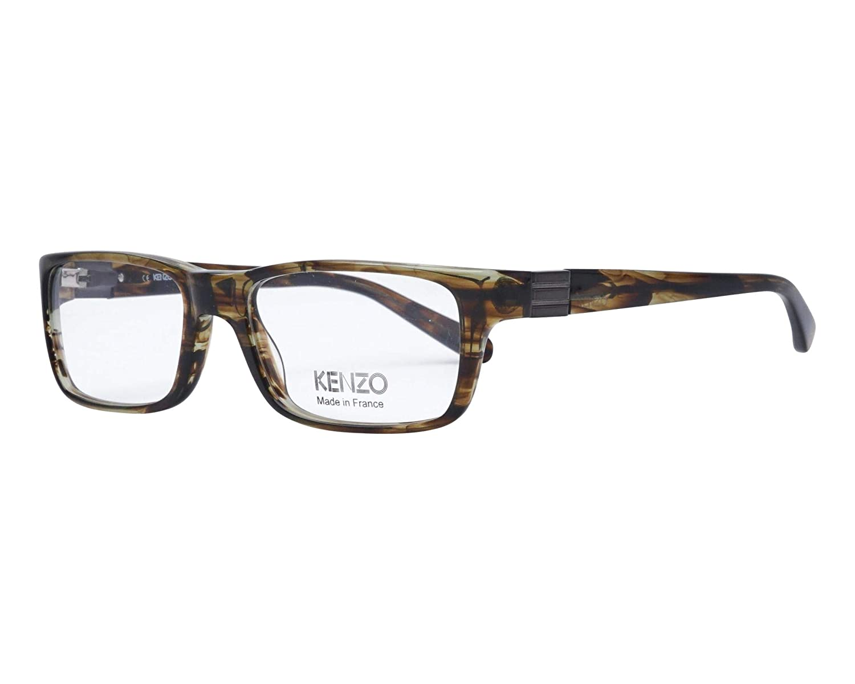 Kenzo 4177 Eyeglass Frames Size 53//17mm Frame BROWN HORN