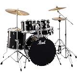 Pearl ROADSHOW RS525SCW/C #31 JET BLACK ドラムセット