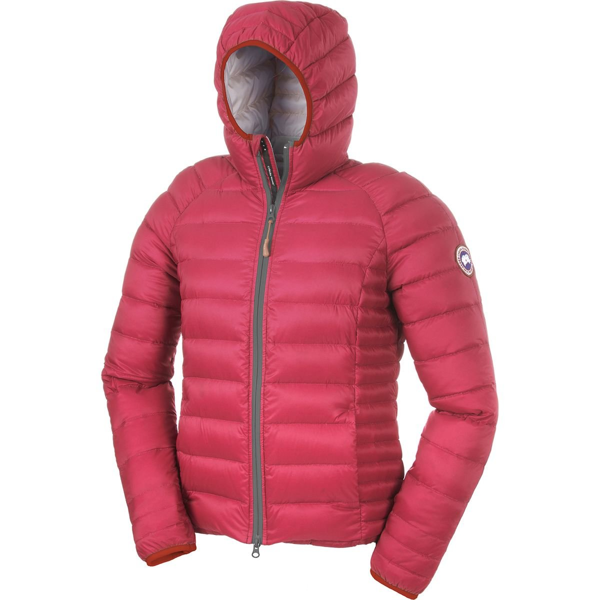 f3800ac4f32 Canada Goose Brookvale Hoody - Women's Torch Small: Amazon.ca ...
