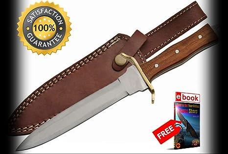 Amazon.com: Commando Dagger - Cuchilla de doble filo para ...