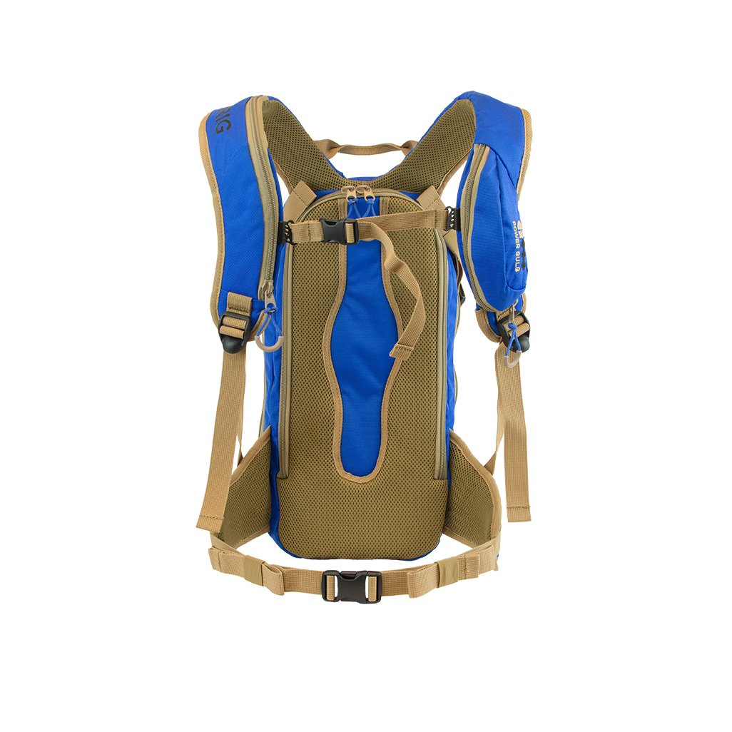 Amazon.com : Geigerrig Pressurized Hydration Pack - RIG 650 - Blue : Sports & Outdoors
