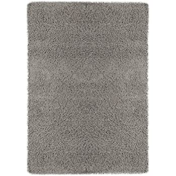 Ottomanson Soft Cozy Color Solid Shag Area Rug Contemporary Living And  Bedroom Soft Shag Area Rug