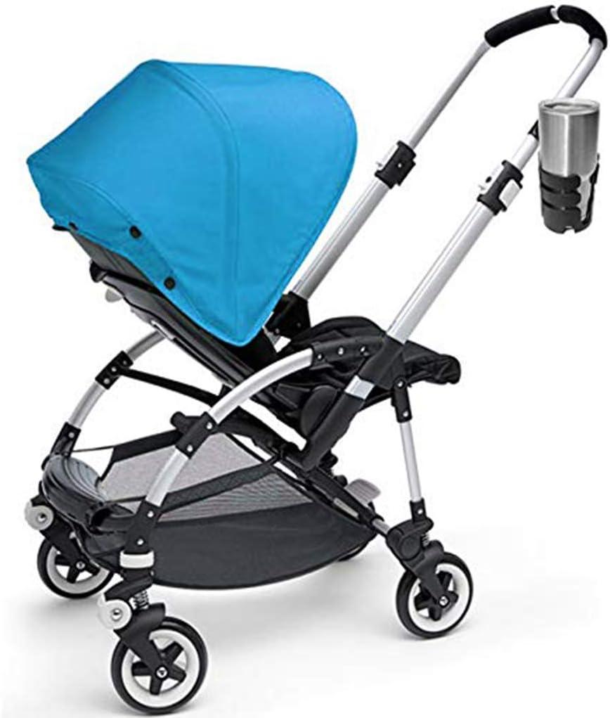 v/élos Nilefen Porte-gobelet universel pour fauteuil roulant Yeti moto Noir fauteuils roulants porte-gobelet pour poussettes