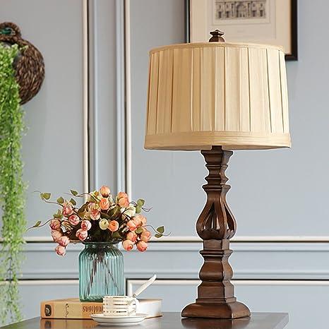 lámpara de escritorio Lámpara decorativa de estilo europeo ...