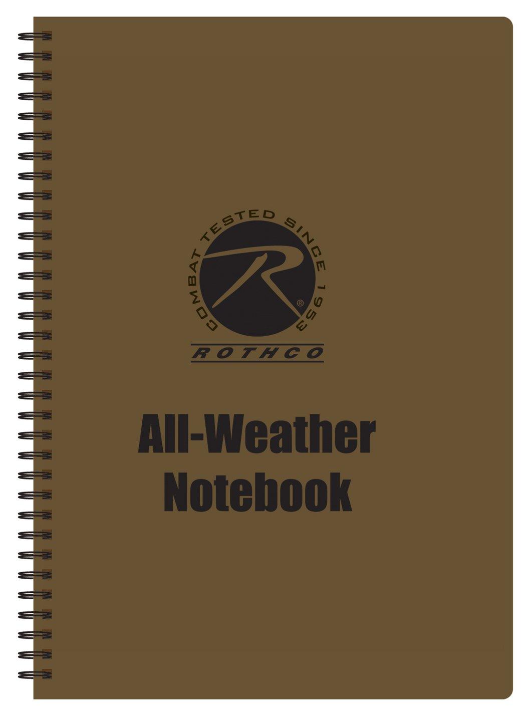 Rothco alle Wetter Wasserdicht Notebook