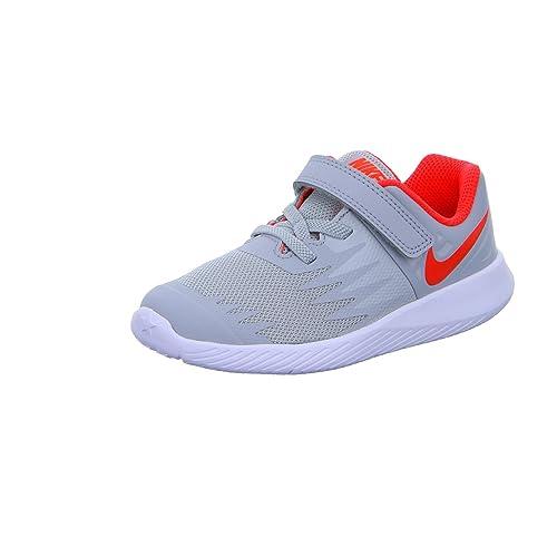 Nike - Zapatillas de Lona para niña Gris: Amazon.es: Zapatos y complementos