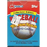 Sports Collectible Trading Card Promotional Sets