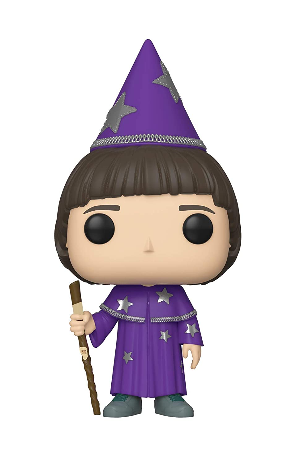 Funko- Pop Vinilo: Stranger Things: Will (The Wise) Figura Coleccionable, (38533)