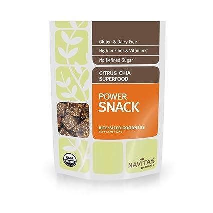navitas Naturals orgánico cítricos Chia Superfood Potencia ...