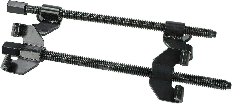 2Pcs Heavy Duty Coil Spring Strut Compressor Remover Installer Suspension Tool