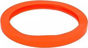 BEST VALUE VACS BVV 10.75 inch, Orange, Silicone, Vacuum Chamber Gasket