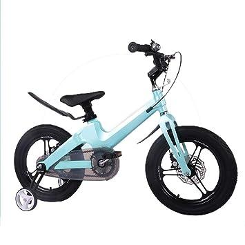 LIWORD Aleación De Magnesio Bicicleta para Niños Marco Integral ...