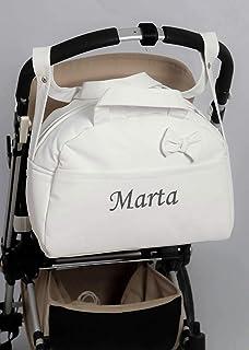 Danielstore - Bolso Plastificado carrito bebe personalizado (nombre ...