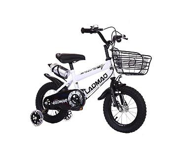 DLDL Niño Simple Bicicleta de Montaña Chico Chica a Prueba de ...