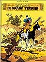 Yakari, Tome 10 : Le grand terrier par Derib